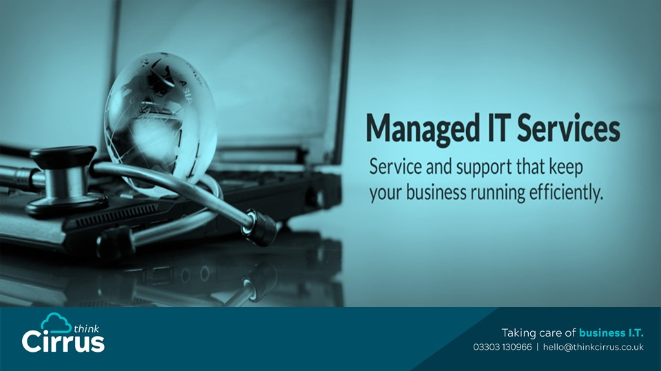 Managing Your IT – We've got you!