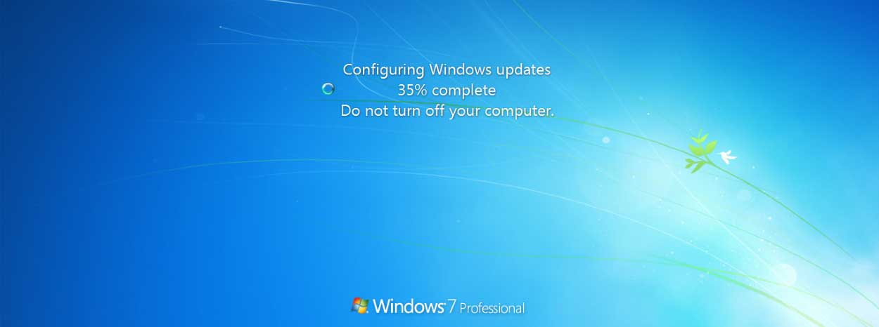 Time is up for Windows 7